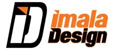 Logo format Imala design logo 230x100